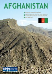 special supplement on Afghanistan - Politico