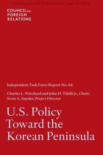 Task Force Report - Politico