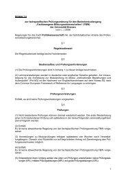 1 Anlage 1 n zur fachspezifischen Prüfungsordnung für den ...