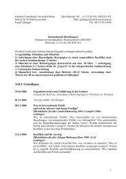 Mi. , 11-12 - Institut für Politikwissenschaft - Johannes Gutenberg ...