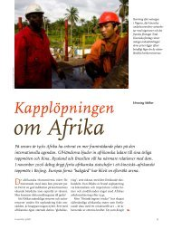 Kapplöpningen om Afrika - Politiken.se