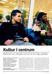 Kultur i centrum - Politiken.se