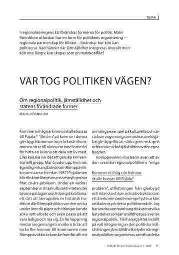 TGV 1.08 inlaga.indd - Politiken.se