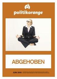 000 ila_sicher.indd - Politikorange.de