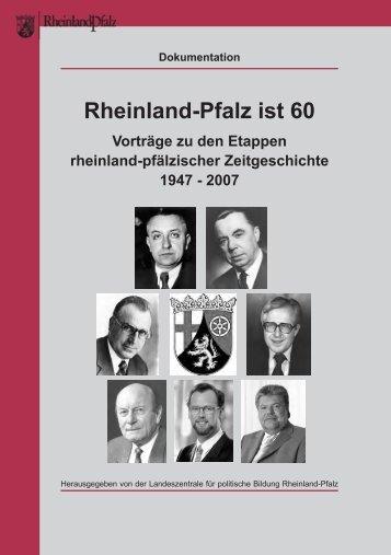 Rheinland-Pfalz ist 60 - Landeszentrale für politische Bildung ...