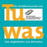 Tu was - Landeszentrale für politische Bildung Rheinland-Pfalz