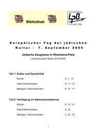 Handbuch in der Stilart Klassisch - Landeszentrale für politische ...
