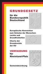 Grundgesetz (gesamt) - Landeszentrale für politische Bildung ...