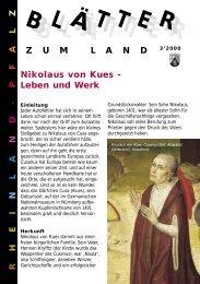 Nikolaus von Kues - Landeszentrale für politische Bildung ...