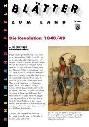 Die Revolution 1848/49 - Landeszentrale für politische Bildung ...