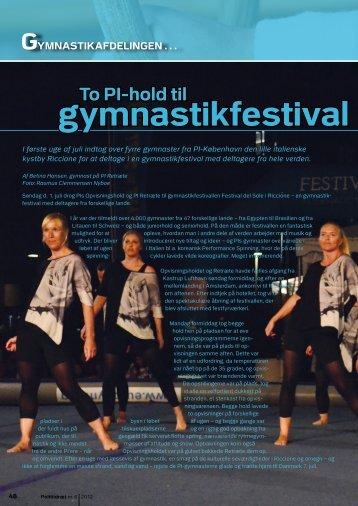 Side 48 - Gymnastikafd. i Italien