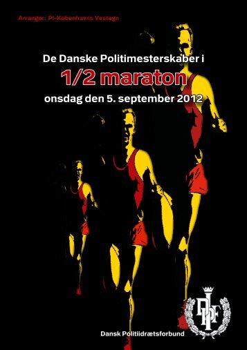 Program - Dansk Politiidrætsforbund