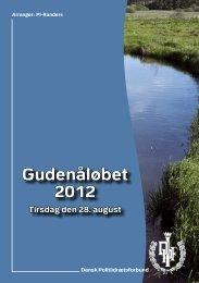 Velkommen til Gudenåløbet 2012 - Dansk Politiidrætsforbund