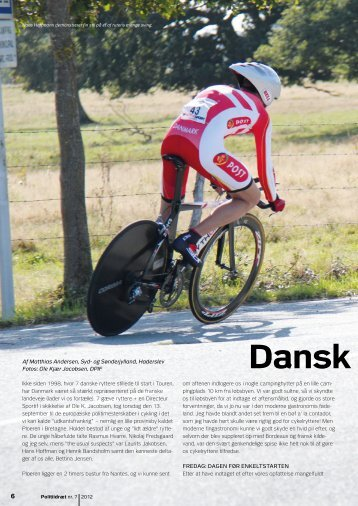 Side 6 - EM i cykling i Frankrig