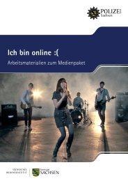 Ich bin online :( - Polizei Sachsen
