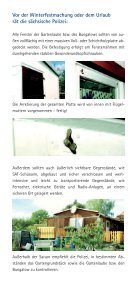 Wie kann man Gartenlauben und Bungalows vor ... - Polizei Sachsen - Seite 4