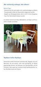 Wie kann man Gartenlauben und Bungalows vor ... - Polizei Sachsen - Seite 6