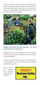 Wie kann man Gartenlauben und Bungalows vor ... - Polizei Sachsen - Seite 7