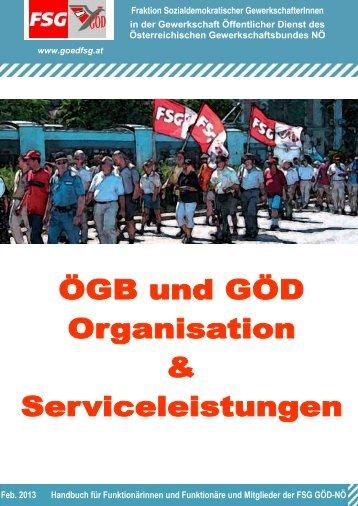 Fraktion Sozialdemokratischer GewerkschafterInnen in der ... - FSG