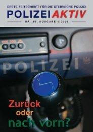 POLIZEI AKTIV - FSG