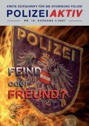 PolizeiAktiv Zeitung 16 - FSG