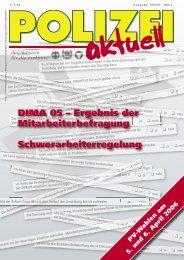 DIMA 05 – Ergebnis der Mitarbeiterbefragung ... - FSG