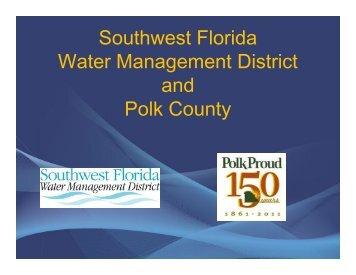 SWFWMD Presentation.pdf - Polk County