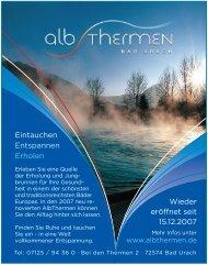 at anz1.FH11 - Alb Thermen Bad Urach