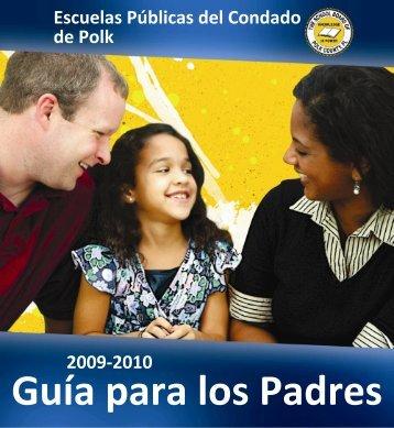 Guía para los Padres - Polk County School District