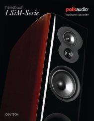 LSiM-Serie - Polk Audio
