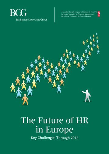 Executive Summary_The Future of HR in Europe.indd - Academy of ...