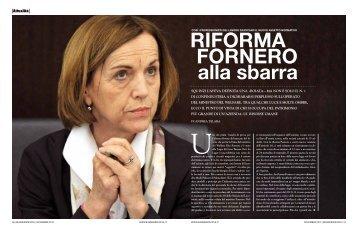 Riforma Fornero alla sbarra - Aidp