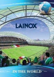 IN THE WORLD - Lainox