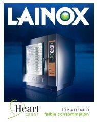 Télécharge le prospectus - Lainox