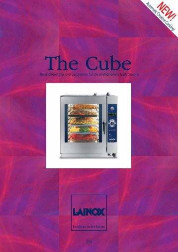 Automatic Creative Cooking® - Lainox