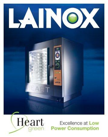 Download the Brochure - Lainox