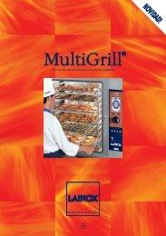 Accesorios Exclusivos Para Una cocina Especial - Lainox