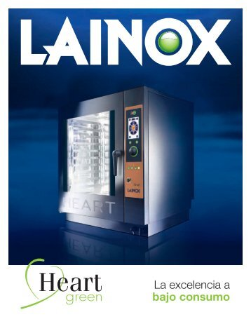 Descarga el catalogo - Lainox