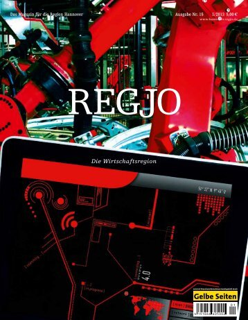 RegJo Hannover 1/13 Download - Polo+10 Das Polo-Magazin