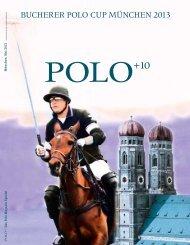 Bucherer polo cup München 2013 - Polo+10 Das Polo-Magazin