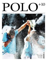 Polo+10 Ausgabe 2/13 Download - Polo+10 Das Polo-Magazin