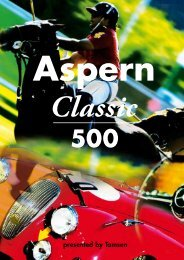 Aspern Classic 500 presented by Tamsen (262 KB) - Polo+10 Das ...