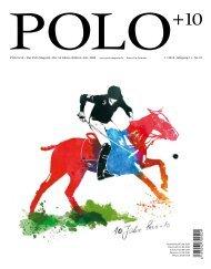Polo+10 1/2014 (PDF) - Polo+10 Das Polo-Magazin