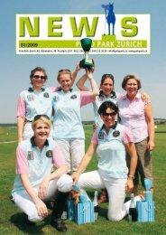 1. Ausgabe 2009 - Polo Park Zürich AG