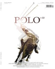 Ausgabe 1/08 Download (15,8 MB) - Polo+10 Das Polo-Magazin