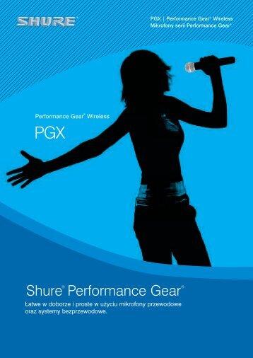 Katalog PGX 2.1MB pdf - Polsound