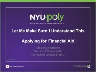 Let Me Make Sure I Understand This Applying for Financial Aid