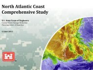 North Atlantic Coast Comprehensive Study