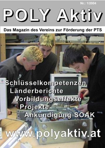 01/2004 - Verein Poly aktiv