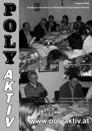 02/2005 - Verein Poly aktiv
